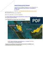 Verschollenes Flugzeug Malaysia-Airlines-Maschine MH370
