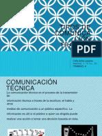 Comunicacion Tecnica (p.p)