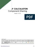 MTBF Calculator   TSL250R
