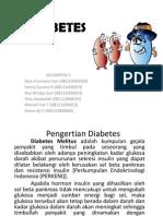 Ppt Farmakol Diabetes