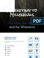 marketingtomillenials-thehowwhatandwherefore1-140205173514-phpapp02