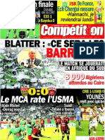 Edition du 17 octobre 2009