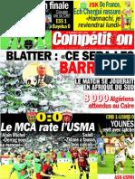 Edition du 17 octobre 2009