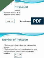 Number of Transpor Inggris
