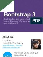 Bootstrap3 Twitterbootstrap3 Cedricspillebeen Deftig 130822153749 Phpapp01