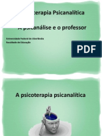 apresentação psicologia