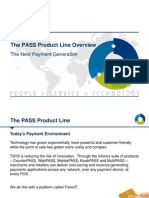 PASS Sales Overview