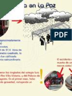 Tragedia en La Paz