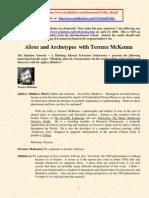 Z-Aliens & Archetypes-Terence McKenna