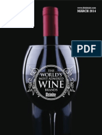 PDFWorld s Most Admired Wine Brands PDF March 2014