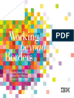 Working Beyond Borders