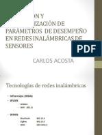 SIMULACIÓN Y CARACTERIZACIÓN DE PARÁMETROS  DE