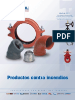 SPM Anvil FireProducts Spanish