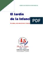 Revista El Jardin de La Infancia
