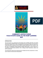 Community Justice Forum