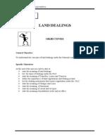 60301396 Unit 5 Land Dealings