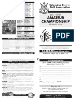 CDGA Amateur Championship