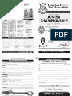 CDGA Junior Championship