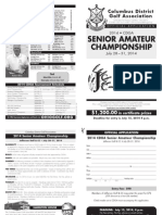 CDGA Senior Amateur