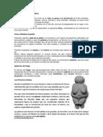 Caracteristicas Del Paleolitico