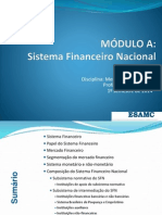 MODULO A_Sistema Financeiro Nacional