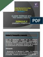 Teórico-N°-11-Memoria-SANTAMARÍA-COLE-Y-POZO-Modo-de-compatibilidad