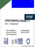 UML 2.0 Tutorial