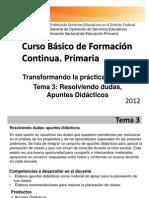 Tema 3 Apuntes Didacticos