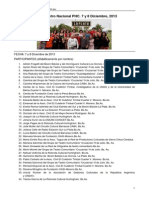 2013-12-07 y 08. Minuta Enc.nac. de PHC