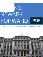 Booker Administration Legacy Document