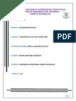 Documentacion-Mi Pagina Web