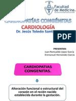 Cardio - CardiopatsCongenitas