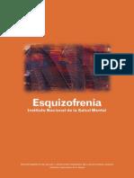 Schizophrenia Spanish