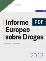 Informe Europeo Sobre Drogas 2013