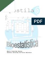 Apostila de Bioestatística