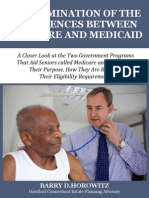 Examination of Medicare and Medicaid