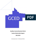 gced mentorship 2013-2014