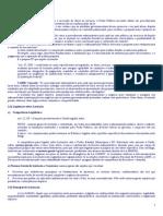 concursos - Direito Administrativo - Resumo Licitação