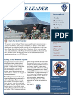 Homestead Cadet Squadron - Nov 2012
