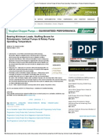 Bearing Minimum Loads, Stuffing Boxes for Rotodynamic Vertical Pumps & Rotary Pump Operating Temperature _ Pumps & Systems Magazine1