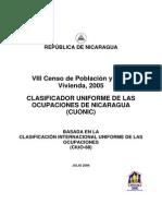 CUONJUL06 Nicaragua