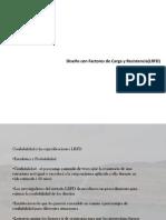 Diseño con Factores de Carga y Resistencia(LRFD)