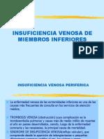 Insuficiencia Venosa Mp + Pie Diabetico Omar