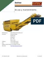 ES Robotrac Manual