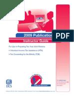 2009 Publication 4555