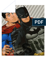 BatmanxSuperman Fanbook - Sit!