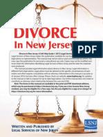 NJ Divorce Guide