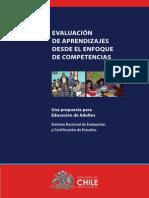 CHC EvaluaciOndeaprendizajesdesdeelenfoquedecompetencias2010