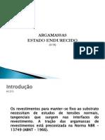 AULA 03 - ARGAMASSA NO ESTADO ENDURECIDO.pptx