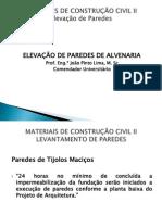AULA 10 - PAREDES DE ALVEDNARIA.pptx